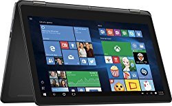 2016 DELL Inspiron i7568 Flagship High Performance 2-in-1 15.6″ 4K Ultra HD Touchscreen Convertible Laptop PC, Intel Core i7-6500U Processor, 8GB RAM, 1TB HDD, Backlit Keyboard, Windows 10