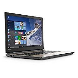 2016 Toshiba Satellite S55 15.6″ Flagship High Performance Laptop PC. Intel Core i7-5500U Processor, 12GB RAM, 1TB HDD, DVD+/-RW, Bluetooth, Webcam, WIFI, Windows 10, Silver