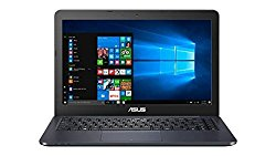 2017 Asus 14 inch FHD (1920 x 1080) Premium Portable Laptop, Intel Dual-Core Processor up to 2.48GHz, 4GB RAM, 32GB eMMC, HDMI, VGA, Webcam, Bluetooth, WiFi, Windows 10