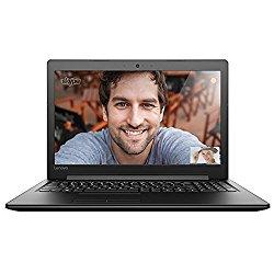 2017 Lenovo 15.6 inch Premium HD Laptop, Latest Intel Core i7-7500U 2.7 GHz, 12 GB DDR4 RAM, 1 TB HDD, SuperMulti DVD, VGA, HDMI, Bluetooth, 802.11ac, HD Webcam, Windows10-Black