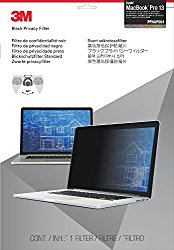 3M Privacy Screen Protectors Filter for Apple MacBook Pro 13″ with Retina Display (PFNAP004) (2012-2015 model)