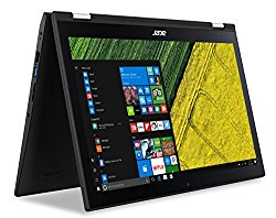 Acer Spin 3, 15.6″ Full HD Touch, 7th Gen Intel Core i3, 6GB DDR4, 1TB HDD, Windows 10, Convertible, SP315-51-34CS