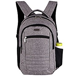 Advocator 15″ Laptop Backpack Waterproof Business Backpacks Men Women Travel Daypack