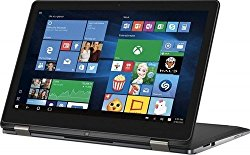 Dell Inspiron 15 7000 Series I7568-5249T Laptop PC – Intel Core i7-6500U 2.5 GHz Dual-Core Processor – 8 GB DDR3L RAM – 256 GB Solid State Drive – 15.6-inch Touchscreen (Certified Refurbished)