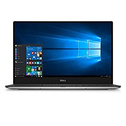 Dell XPS9350-8008SLV 13.3″ 3200×1800 Laptop (Intel Core i7-6560U 2.2GHz Processor, 16 GB RAM, 512 GB SDD, Windows 10 Microsoft Signature Image) Silver