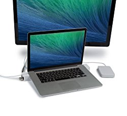 LandingZone DOCK 13″ Secure Docking Station for MacBook Pro with Retina Display Model A1425 and A1502 Released 2012 to 2015