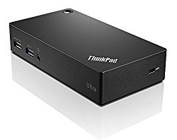 Lenovo Thinkpad USB 3.0 Ultra Dock(40A80045US) In The Lenovo Factory Sealed USA Retail Packaging