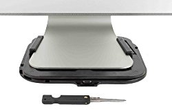 Maclocks iMac Lock Low Profile Security Lock and Swivel Plate for iMac Computer (CL88)