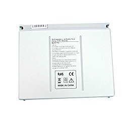T-Quick® High Quality A1175 Laptop Battery for Apple MacBook Pro 15″ A1175 A1260 A1150 A1211 A1226, compatible MA348G/A, MA466LLA–12 Months Warranty[10.8V 5800mAh]