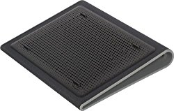 Targus Lap Chill Mat for Laptop, Black/Gray (AWE55US)