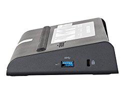 Targus Universal USB 3.0 DV2K Docking Station with Power, PC/Ultrabook Compatible (ACP77USZ)