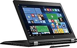 Thinkpad Yoga 14 2-in-1 20FY0002US – Black (14″ Touchscreen, i5-6200U 2.3GHz, 8GB RAM, 256GB SSD, 720p Camera, Bluetooth 4.0, NVIDIA Graphics, Windows 10)