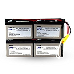 UPC RBC24 Replacement Battery Cartridge