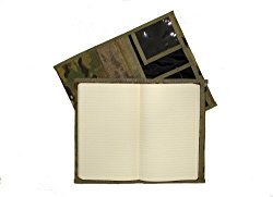 US Army Leader Notebook Cover in Multicam Camouflage