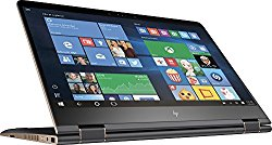 2017 HP Spectre x360 15-BL012DX 2-in-1 15.6″ 4K UHD TouchScreen Laptop – Intel Core i7 – Nvidia GeForce 940MX, 16GB Memory, 512GB Solid State Drive (Certified Refurbished)