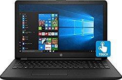 HP – 15.6″ Touch-Screen Laptop – Intel Core i7 – 12GB Memory – 1TB Hard Drive – HP finish in jet black
