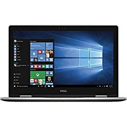 Dell Inspiron 7000 15.6″ Convertible 2-in-1 Full HD (1920 x 1080) Touchscreen Premium Laptop, Intel Core i7-7500U, 12GB DDR4, 512GB SSD, Bluetooth, USB Type C, HDMI, 802.11AC – Gray