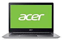 Acer Swift 3, 8th Gen Intel Core i5-8250U, NVIDIA GeForce MX150, 14″ Full HD, 8GB LPDDR3, 256GB SSD, SF314-52G-55WQ