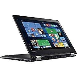 Lenovo 14″ Convertible 2-in-1 Touchscreen Laptop, Intel Pentium Dual-Core Processor, 4GB DDR4 RAM, 500GB HDD, 8.5-hour Battery Life, WiFi-AC, Webcam, HDMI, Bluetooth, Windows 10