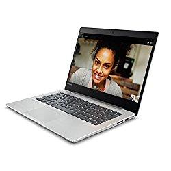Lenovo 320S Business Laptop PC 14″ LED-Backlit Display Intel i5-7200U Processor 8GB DDR4 RAM 256GB SSD Dolby Audio HDMI 802.11ac Webcam Bluetooth 3.7 lbs Windows 10-Silver