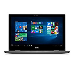 Dell Inspiron i5578-2550GRY 15.6″ FHD 2-In-1 Laptop (7th Generation Intel Core i7, 8GB, 1TB HDD) Microsoft Signature Image