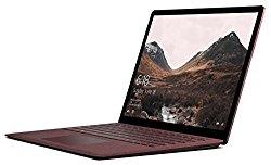 Microsoft Surface Laptop (Intel Core i5, 8GB RAM, 256GB) – Burgundy