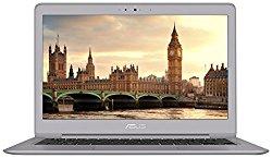 ASUS ZenBook Ultra-Slim Laptop, 13.3-inch Full HD, 8th gen Intel i5-8250U Processor, 8GB RAM, 256GB SSD, Backlit keyboard, Fingerprint Reader, Anti-Glare, Windows 10, Grey, UX330UA-AH55