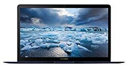 ASUS ZenBook 3 Deluxe Ultraportable Laptop, 14″ Full HD , Intel Core i7-8550U, 16GB RAM Processor, 512GB NVMe SSD, Windows 10 Pro, Royal Blue, UX490UA