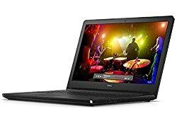 Dell Inspiron 5000 Flagship 15.6″ HD Laptop PC | Intel Core i7-7500U | 16GB RAM | 512GB SSD | DVD +/-RW | Bluetooth | WIFI | 2 USB 3.0 | RJ-45 | Windows 10 Pro (Black)
