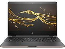 HP Spectre x360 15-BL112DX 2-in-1 15.6″ 4K UHD TouchScreen Laptop – Core i7-8550U, GeForce MX150, 16GB Memory, 512GB Solid State Drive (Certified Refurbished)