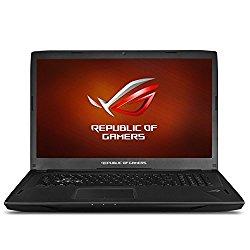 "ROG STRIX GL702VI Gaming Laptop 17"" Full HD Panel, Intel Core i7 2.8GHz Processor, GTX 1080 8GB, 16GB DDR4, 256GB SSD 1TB HDD"