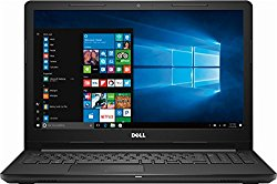 2018 Newest Dell Premium 15.6″ Laptop, 7th Gen. AMD Dual-Core A6 Processor 2.50GHz, 4GB RAM, 500GB HDD, AMD Radeon R4 Graphics, DVD-RW, Bluetooth, HDMI, Webcam, Windows 10