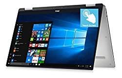 """2018 Newest Dell XPS13.3"""" 2 in 1 Full HD Touchscreen Laptop/Tablet Intel Core i7-7Y75 up to 3.6GHz 8GB RAM 256GB SSD MaxxAudio Pro Thunderbolt 802.11ac upto15hrBatteryLife Backlit Keyboard Win 10"""