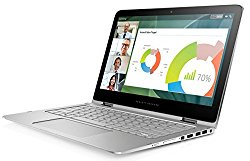 HP Spectre x360 G1 13″ Convertible Laptop PC – Intel Core i7-5600U 2.60GHz 8GB 512GB SSD Windows 10 Pro (Certified Refurbished)