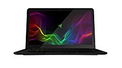 Razer Blade Stealth 13.3″ QHD+ Touchscreen Ultrabook (8th Generation Intel Quad Core i7-8550U, 16GB RAM, 256GB SSD)