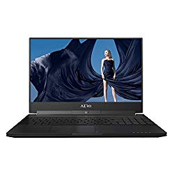 GIGABYTE Aero 15X v8-BK4 15″ Ultra Slim Gaming Laptop 144Hz IPS Anti-Glare FHD Display, i7-8750H, GeForce GTX 1070, 16G RAM, 512GB PCIE SSD, Metal Chassis, RGB Keys