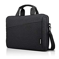 Lenovo Laptop Carrying Case, 15.6-Inch Casual Toploader T210, Black, GX40Q17229