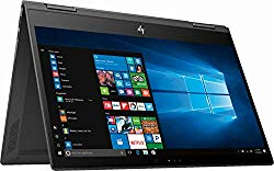 HP Envy X360 2-in-1 13.3″ FHD IPS Touchscreen WLED Backlight Laptop | AMD Ryzen 7 2700U Quad-core 2.0 GHz | 8GB RAM | 256GB PCIe SSD | Backlit Keyboard | USB 3.1 Type C | 802.11AC | Windows 10