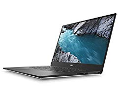 2018 Dell XPS 9570 Laptop, 15.6″ UHD (3840 x 2160) InfinityEdge Touch Display, 8th Gen Intel Core i7-8750H, 32GB RAM, 1TB SSD, GeForce GTX 1050Ti, Fingerprint Reader, Windows 10 Pro, Silver