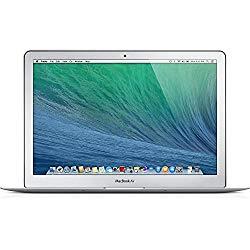 Apple MacBook Air 13.3″ LED Laptop Intel i5-5250U Dual Core 1.6GHz 4GB 128GB SSD Early 2015 – MJVE2LL/A (Refurbished)