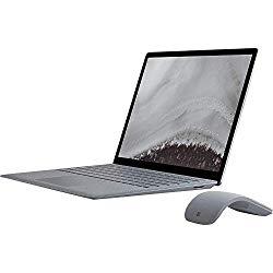 Microsoft Surface Laptop 2 (Intel Core i5, 8GB RAM, 128GB) – Platinum (Newest Version)