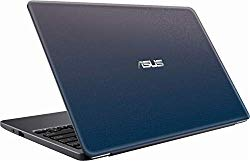 ASUS Newest 11.6″ HD Laptop – Intel Celeron Processor, 4GB RAM, 32GB eMMC Flash Memory, HDMI, Bluetooth, Windows 10