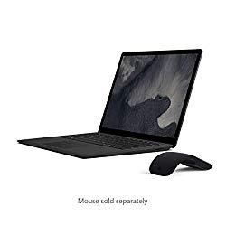 Microsoft Surface Laptop 2 (Intel Core i5, 8GB RAM, 256 GB) – Black Newest Version (DAG-00114)