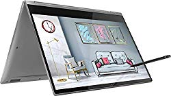 2019 Lenovo Yoga C930 2-in-1 13.9″ FHD Touch-Screen Laptop – Intel i7, 12GB DDR4, 256GB PCIe SSD, 2x Thunderbolt 3, Dolby Atmos Audio, Webcam, WiFi, Windows 10, Active Pen, 3 LBS, 0.6″ Thin, Iron Gray