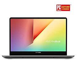 "ASUS Vivobook S15 Slim and Portable Laptop, 15.6"" Full HD NanoEdge Bezel, Intel Core I5-8265U Processor, 8GB DDR4, 256GB SSD, Windows 10 – S530FA-DB51, Gun Metal with Light Grey Trim"