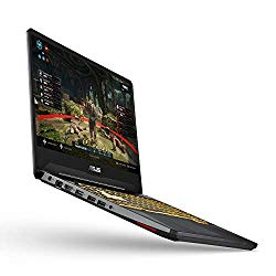 "ASUS TUF (2019) Gaming Laptop, 15.6"" 120Hz Full HD IPS-Type, AMD Ryzen 7 3750H, GeForce GTX 1660 Ti, 16GB DDR4, 256GB PCIe SSD + 1TB HDD, Gigabit WiFi 5, Windows 10 Home, TUF505DU-EB74"