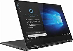 Newest Lenovo Yoga 730 2-in-1 15.6″ FHD IPS Touch-Screen Premium Laptop | Intel Quad Core i5-8250U (beat i7-7500U) | 16GB DDR4 RAM | 512GB SSD | Thunderbolt | Backlit Keyboard | Windows 10 | Iron Gray