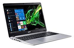 Acer Aspire 5 Slim Laptop, 15.6″ Full HD IPS Display, AMD Ryzen 3 3200U, Vega 3 Graphics, 4GB DDR4, 128GB SSD, Backlit Keyboard, Windows 10 in S Mode, A515-43-R19L