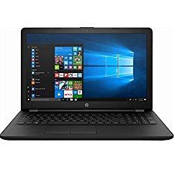 HP 15.6″ HD LED Backlight Premium Laptop | AMD A6-9225 2.6GHz | 4GB DDR4 RAM | 1TB HDD | DVD-RW | Gigabit Ethernet | HDMI | SD Card Reader | Windows 10 | Jet Black