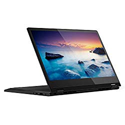 Lenovo Flex 14 2-in-1 Convertible Laptop, 14 Inch FHD (1920 X 1080) IPS Touchscreen Display, AMD Ryzen 7 3700U Processor, 8GB DDR4 RAM, 256GB NVMe SSD, Windows 10, 81SS0002US, Onyx Black